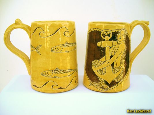 Pint Tankards